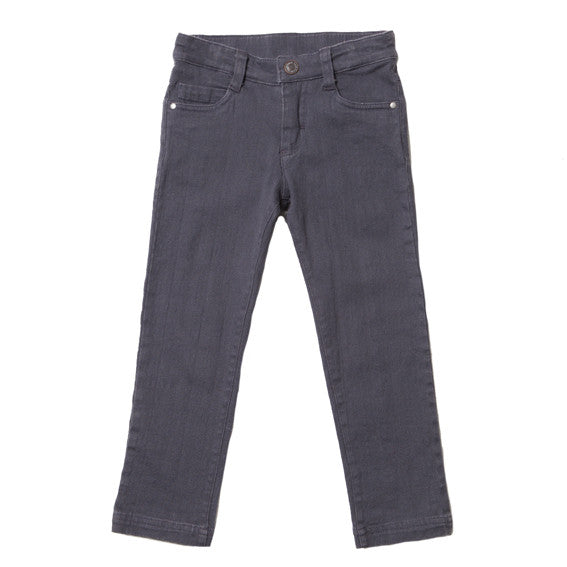 Fox and Finch Boys Grey Slim Fit Jeans - RedHill Childrenswear