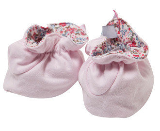 BEBE Cleo Booties - RedHill Childrenswear