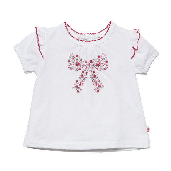 Bebe Elise Baby Girls Tee - RedHill Childrenswear