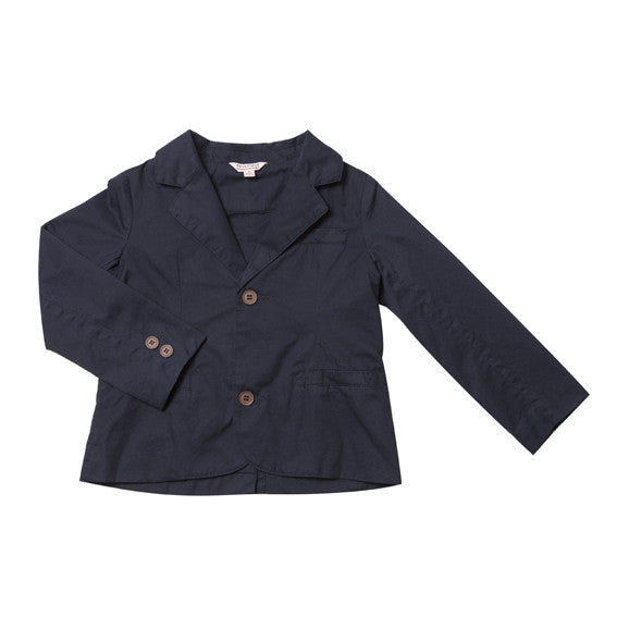 FOX AND FINCH Dressy Navy Classic Blazer/Jacket - RedHill Childrenswear