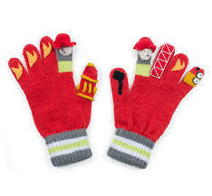 Kidorable Fireman Medium Gloves - RedHill Childrenswear