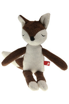 Fox and Finch Fox Toy Rattle - RedHill Childrenswear