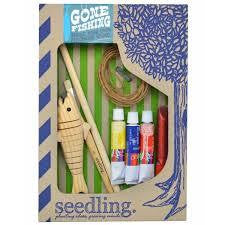Seedling Totally Hooked Mag Fishing Set - RedHill Childrenswear