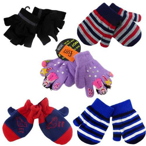 Assorted Gloves and Mittens - RedHill Childrenswear