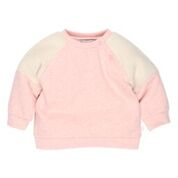 Bebe Chloe Sherpa Fleece Sweatshirt/Jumper
