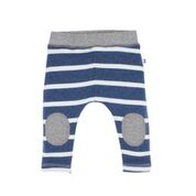 BEBE Liam Soft Pants with Knee Patches