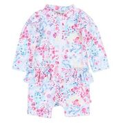 Bebe Ivy LS Sunsuit with Frills