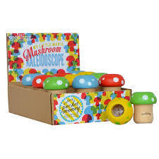 Seedling Mushroom Kaleidoscope - RedHill Childrenswear