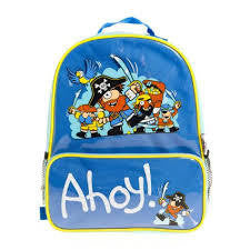 Bugzz Pirate Backpack - RedHill Childrenswear