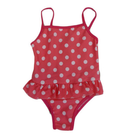 MILLY Girls Spot Bathers - RedHill Childrenswear