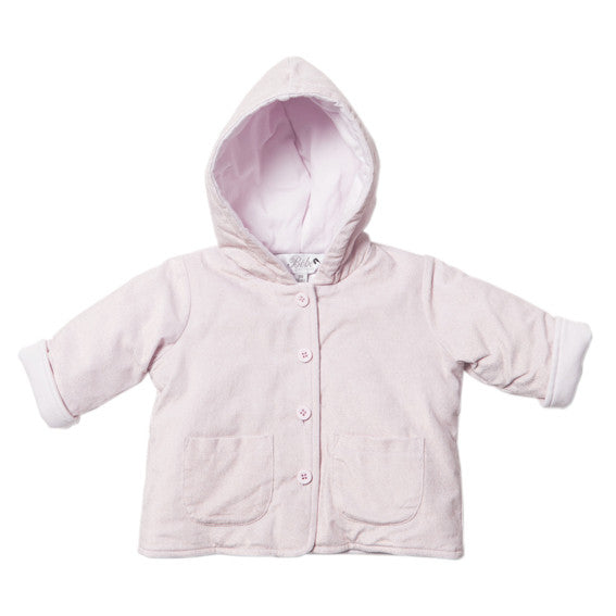 BEBE Layla Jacket With Hood - RedHill Childrenswear