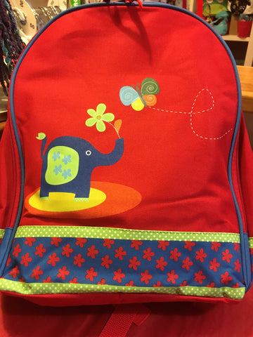 Elephant Back Pack - RedHill Childrenswear