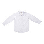 FOX and FINCH Dressy Classic Tab Sleeve Shirt - RedHill Childrenswear