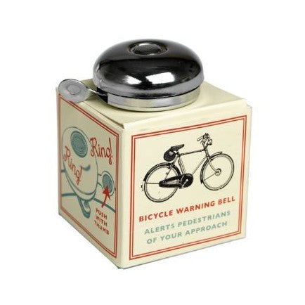 Classic Chrome Bicycle Bell - RedHill Childrenswear