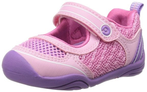 Pediped Pink Racer Jane Shoe - RedHill Childrenswear