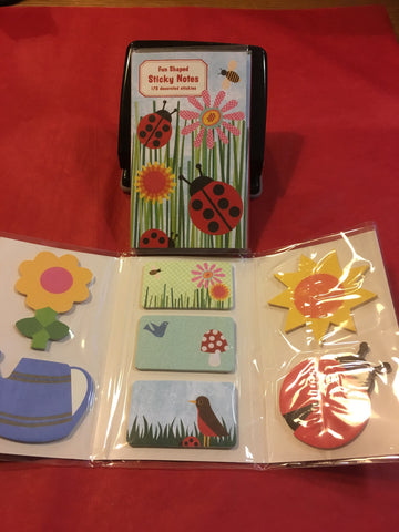 Ladybug Sticky Notes - RedHill Childrenswear
