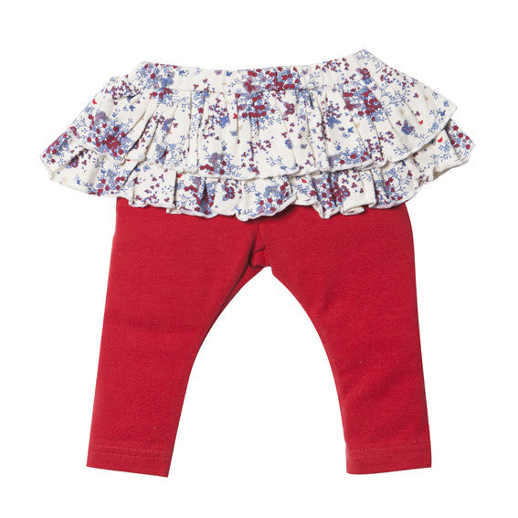 BEBE Maddy Legging Skirt - RedHill Childrenswear