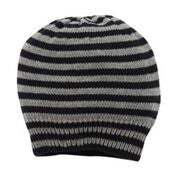 BEBE Max Knit Stripe Beanie - RedHill Childrenswear