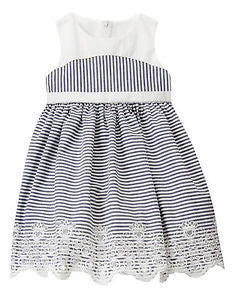 Gymboree Stripe Dress with Bloomers - RedHill Childrenswear