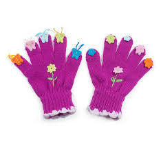 Kidorable Butterfly Medium Gloves - RedHill Childrenswear