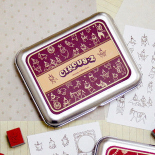 Circus 1 Stamp Collection - RedHill Childrenswear