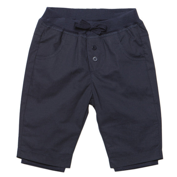 Bebe Seth Navy Chino Pants - RedHill Childrenswear
