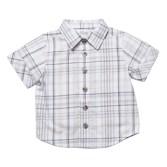 Bebe Duke Baby Boys Shirt - RedHill Childrenswear