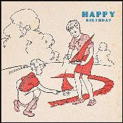 SKYE'S the LIMIT Vintage Boys Sailing Birthday Card - RedHill Childrenswear