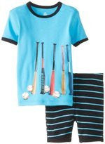 Petit Lem Boys Baseball Bat Pyjamas - RedHill Childrenswear