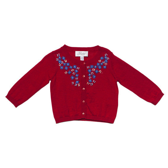 Bebe Viv Cardigan - RedHill Childrenswear