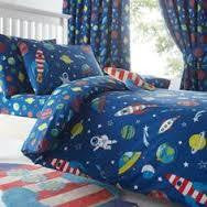 Bluezoo Space Duvet and Pillow Set - RedHill Childrenswear