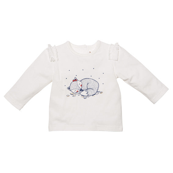 Fox and Finch Havana Fox LS Tee - RedHill Childrenswear