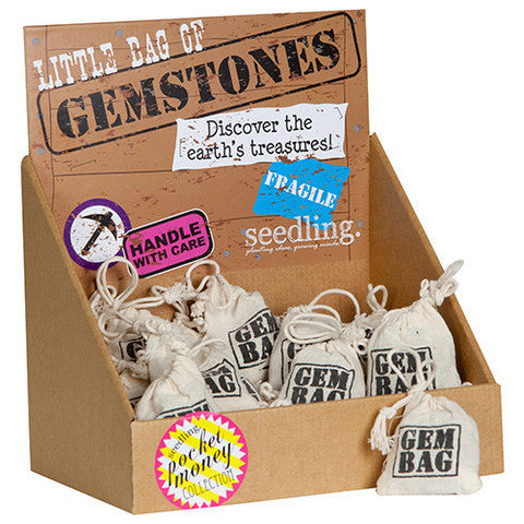Seedling Little Bag of Gemstones - RedHill Childrenswear