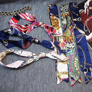 Glam Silk Headbands