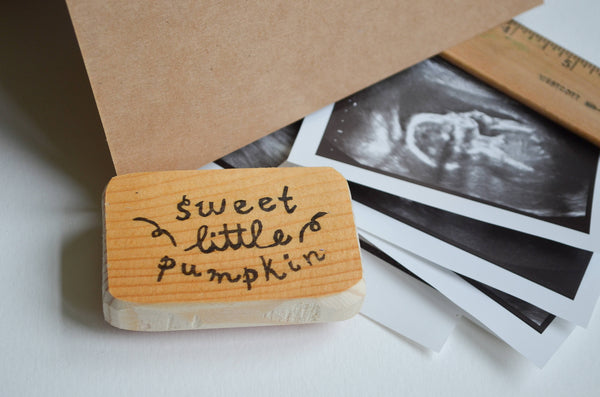 Baby Shower Stamp