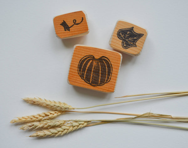 Pumpkin Stamp Set