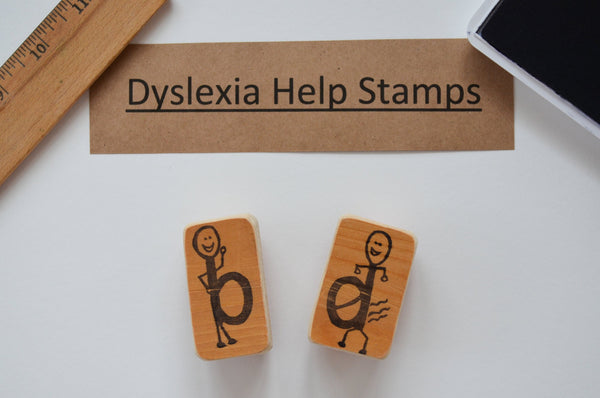 Dyslexia Help Stamps
