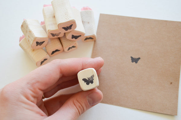 Tiny Butterfly Stamp
