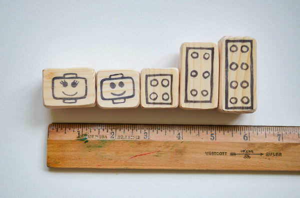 Block Stamp Set