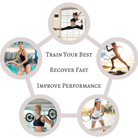 Exercise is necessary for a healthy life, but it leads to sore muscles and pain. Improve athletic performance and recover faster using a weekly cupping massage on sore muscles.