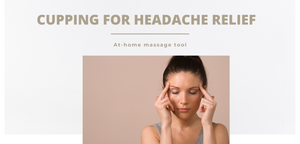 Headache pain is a part of modern life, but relief is hard to find without a prescription or pharmaceutical drug. Headache pain can be reduced using facial cupping techniques. Use a little oil and lightly cup the area once pain starts.