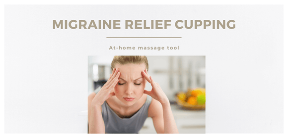 Suffering from bad migraines? Reduce the pain with some oil and a facial cupping massage. Use dynamic cupping techniques to increase blood flow and reduce pressure during a migraine. No medicine or drugs are required to help reduce migraine pain.
