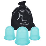 Cellulite Removal Cupping - Set of 3