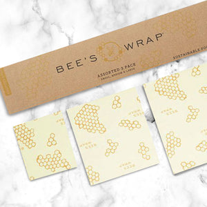 Bee's Wrap® Wrap 3/pack