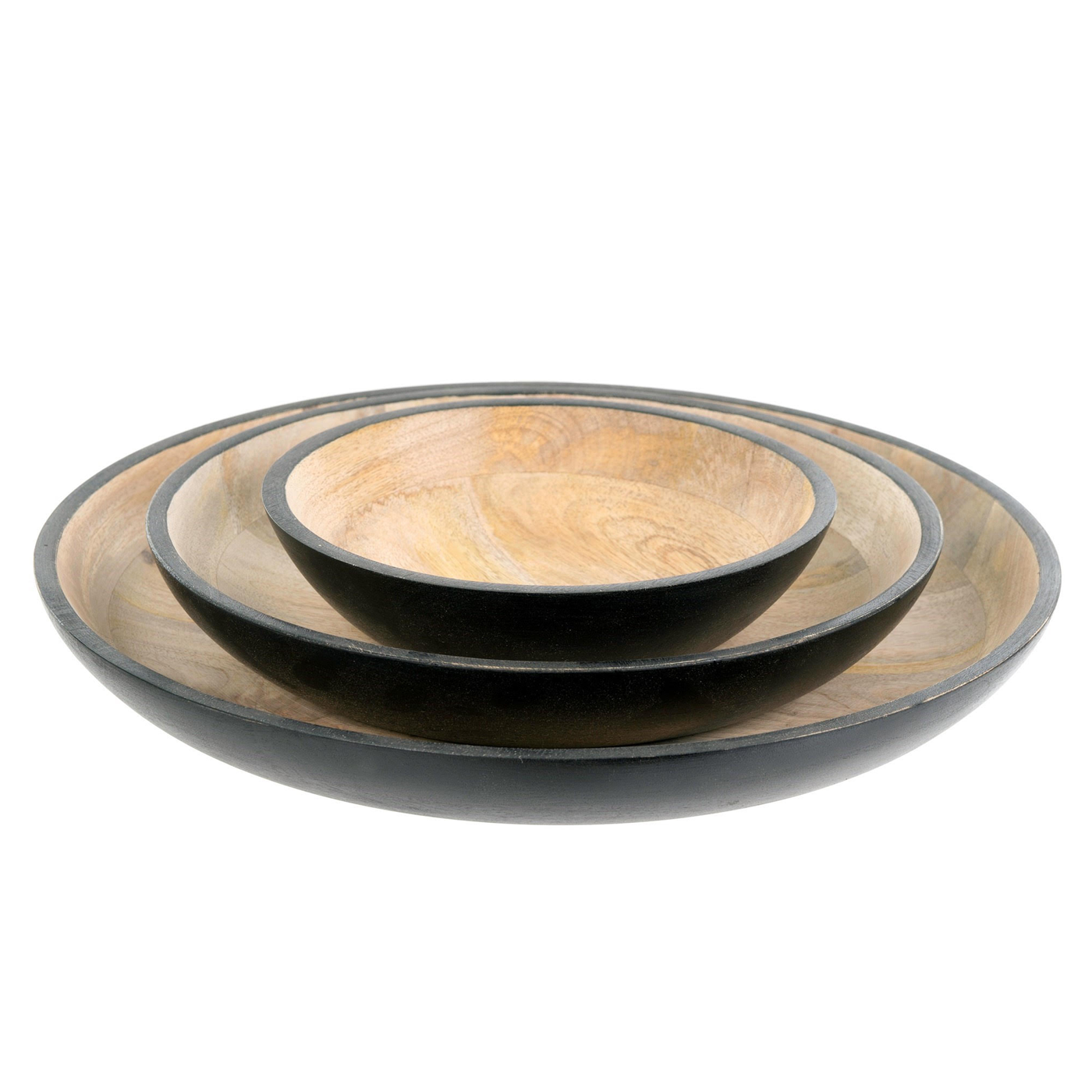 Midnight Bowls Set of 3