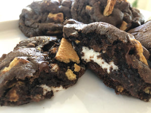 XL S'mores Cookie
