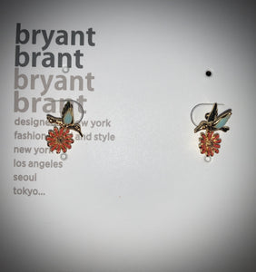 Bryant Brant Hummingbird Earrings