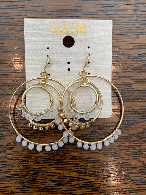 Saachi Scoria Earrings