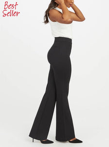 Spanx The Perfect Black Pant, Hi-Rise Flare