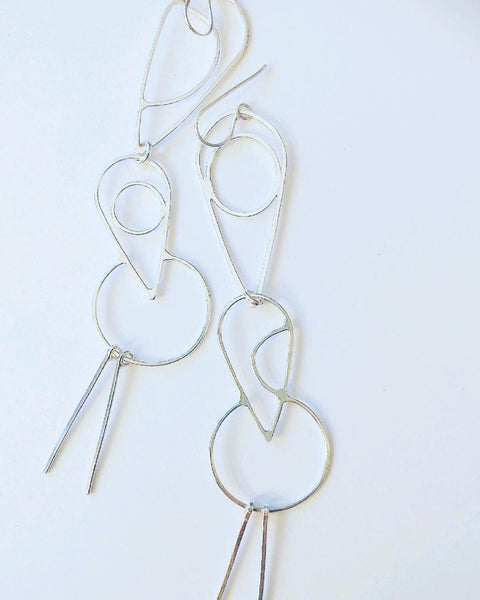 Ebb & Flow Life Path Earrings